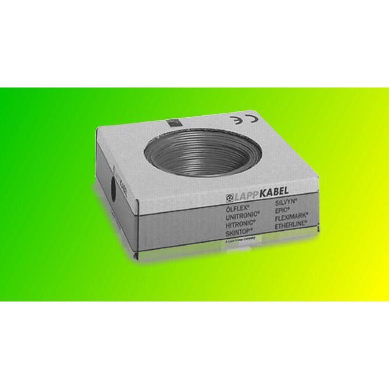 STEUERLITZE H07 V-K RING 1 x 16 qmm grün/gelb 50m