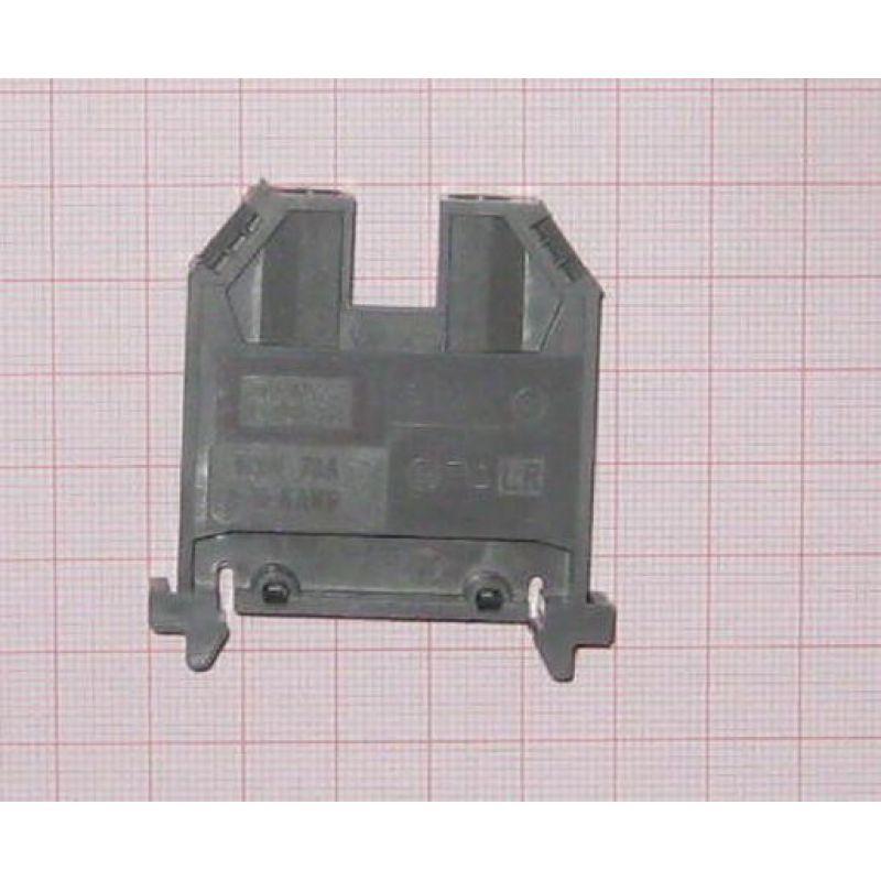 Durchgangsklemme WK 16/U/V0 9700A/10 S 35