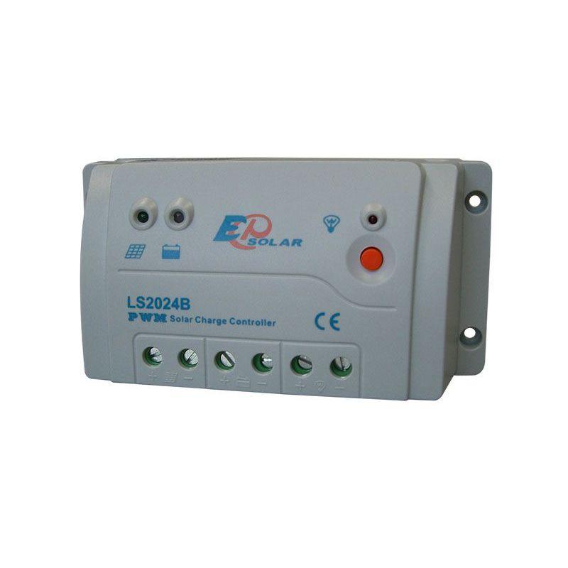Laderegler LS2024B 12-24V 20A