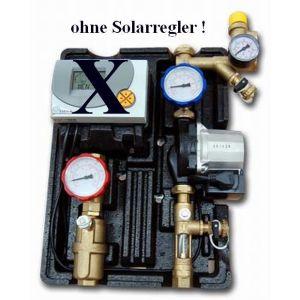 Solarstation ohne Regler SOLSTAR