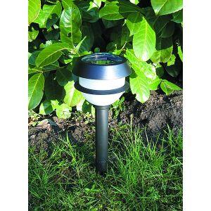 """Solar-Gartenlampe """"SGL-FX1"""" mit Erdspieß"""