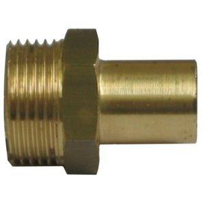 Übergangsnippel 1 Zoll AG x 22mm