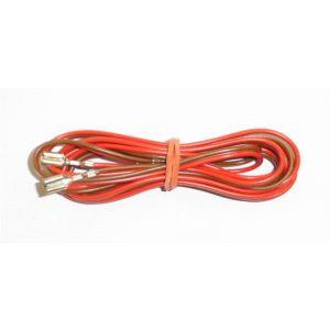 Anschlussleitung 0,19 mm²  für Märklin* C-Gleis, H0