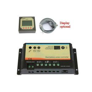 Laderegler EPSolar PWM EPIPDB-Com 12-24V 10A für 2 verschiedene Batterien