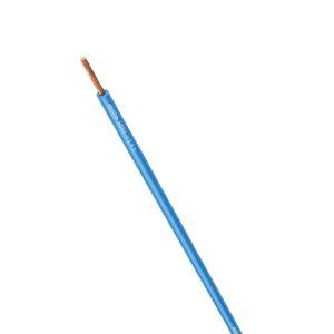 STEUERLITZE H05 V-K RING 1 x 1,0 qmm blau 100m