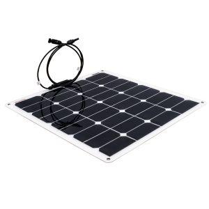 Solarmodul 50W CLSF Mono semiflexibel