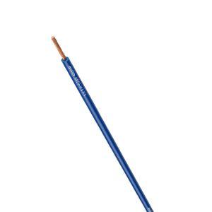 STEUERLITZE H05 V-K RING 1 x 1,0 qmm dunkelblau 100m