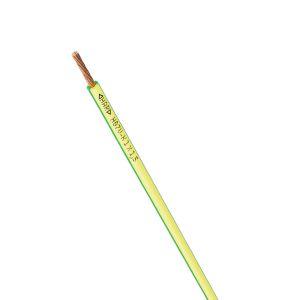 STEUERLITZE H07 V-K RING 1 x 1,5 qmm grün-gelb 100m