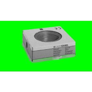 STEUERLITZE H07 V-K RING 1 x 4 qmm grün 100m