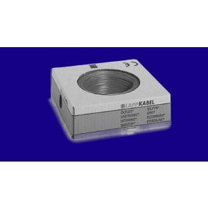 STEUERLITZE H07 V-K RING 1 x 4 qmm dunkelblau 100m