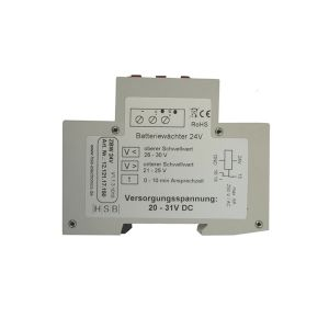 Spannungsmeßrelais Batteriewächter 24 Volt