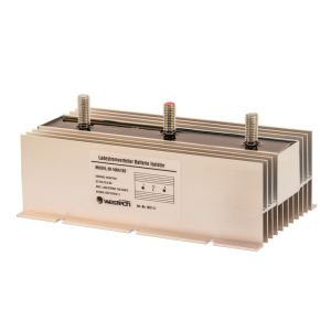 Trenndiode Ladestromverteiler Batterie Isolator 160 Ampere
