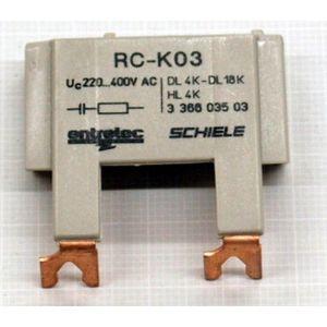 Entrelec Schiele Löschglied RC-K03 für DL 4K DL18K HL4K