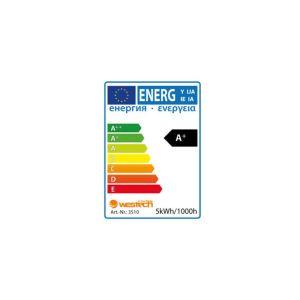 LED-Birne Sockel E27 12V 5W Aluminiumgehäuse