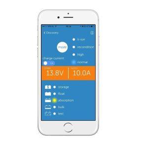 Batterieladegerät Victron Energy Blue Smart IP 65 12 Volt / 10 Ampere Charger