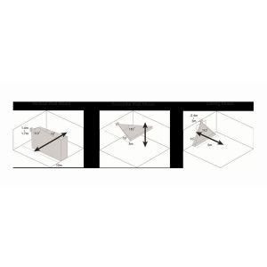 LUPUSEC - Linienbewegungsmelder
