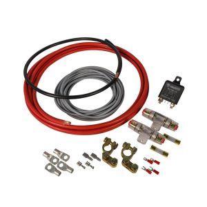 Einbau-Set Zündungs-Trennrelais 120 Ampere