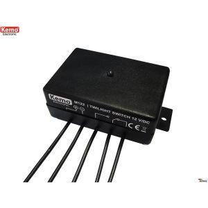 Kemo M122 Dämmerungsschalter 12V/DC