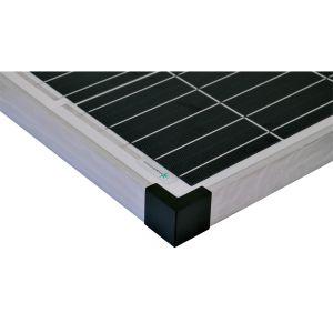 Solarmodul 100 Watt Poly Solarpanel Solarzelle 1010x680x30 90639
