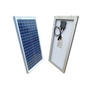 Solarmodul 30 Watt 12V Polykristallin