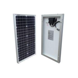 Solarmodul 30 Watt 12V Monokristallin