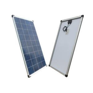 Solarmodul 50 Watt 12V Polykristallin