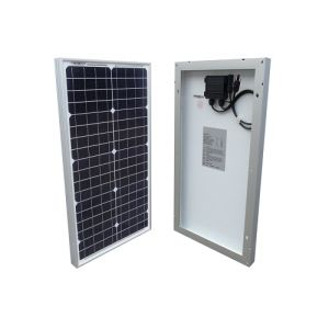 Solarmodul 50 Watt 12V Monokristallin