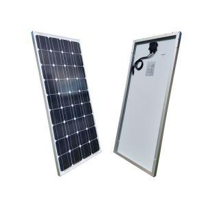 Solarmodul 100 Watt Monokristallin