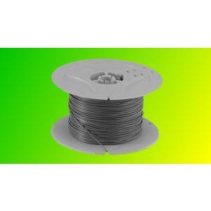 Schaltlitze LiY 1 x 0,25 mm² grün / gelb  250 m Spule