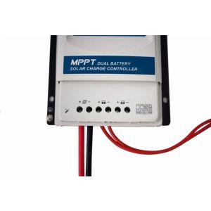 Laderegler EPSolar MPPT DuoRacer 1106N DDS 10A 12V mit AES