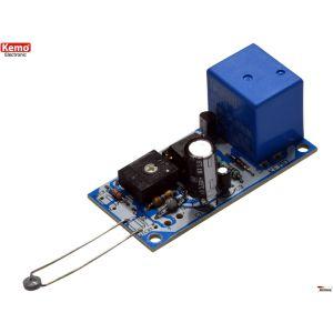Kemo B048 Temperatur Schalter 12 V/DC / Bausatz