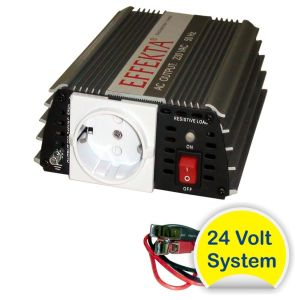 500 W Spannungswandler / Modified Inverter 24V